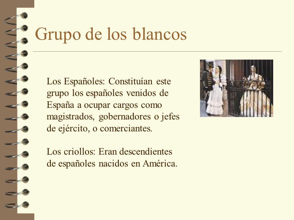 Grupo de los blancos