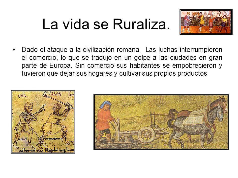 La vida se Ruraliza.
