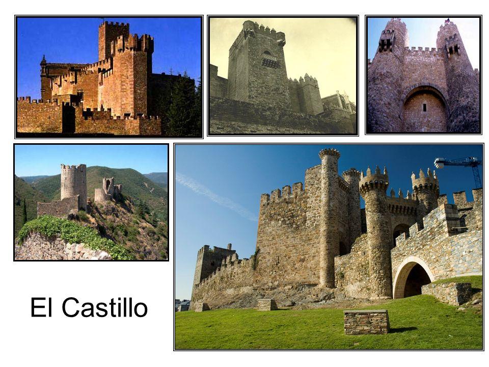 Castillo de los templarios. España