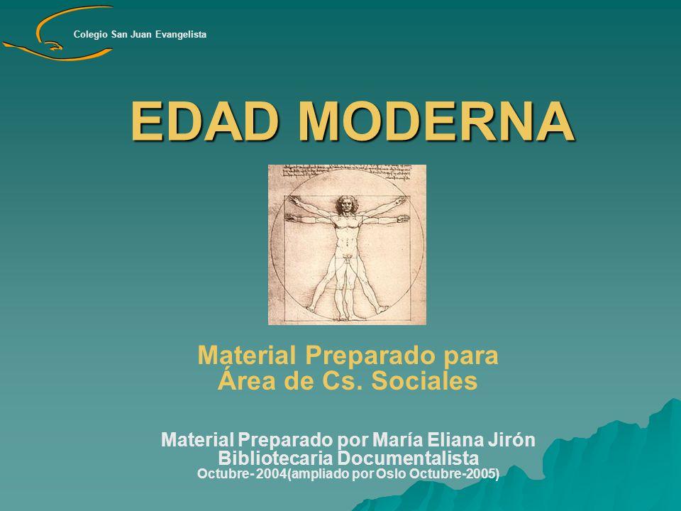 Material Preparado para Área de Cs. Sociales