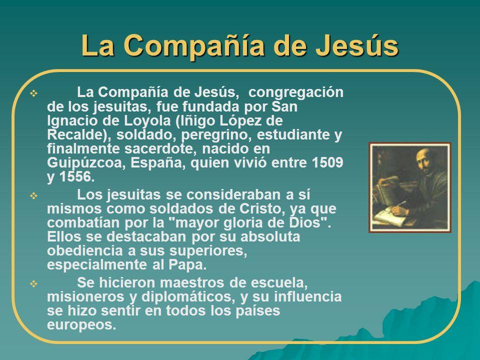 La Compañía de Jesús
