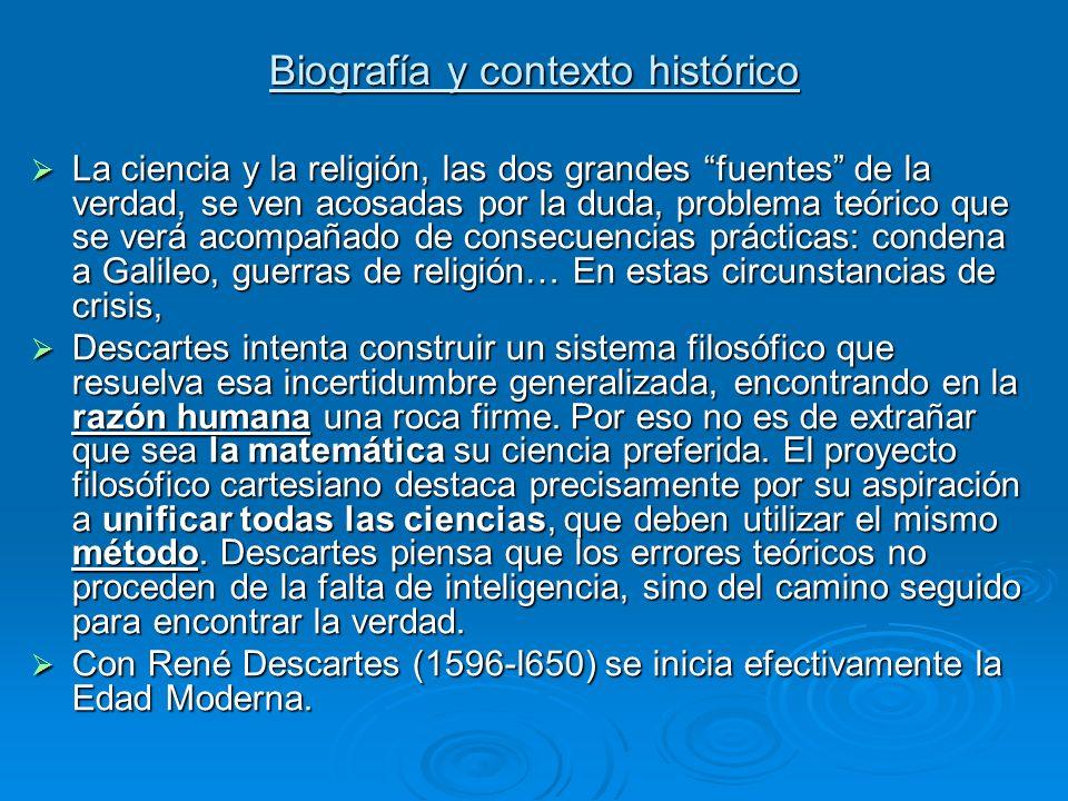 Biografía y contexto histórico
