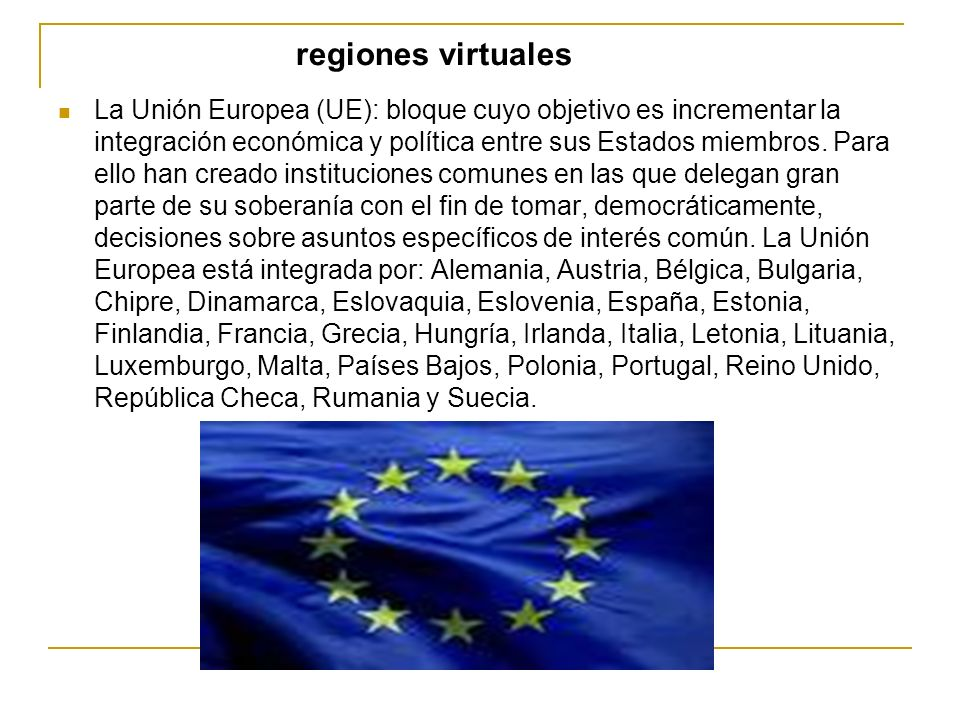 regiones virtuales