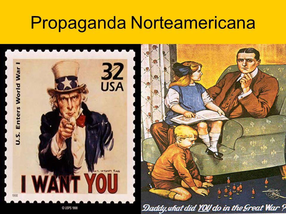 Propaganda Norteamericana