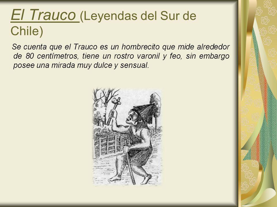 El Trauco (Leyendas del Sur de Chile)