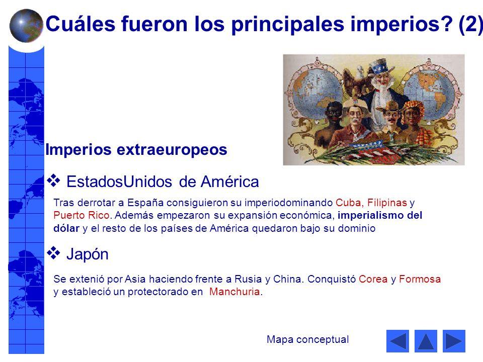 Cuáles fueron los principales imperios (2)