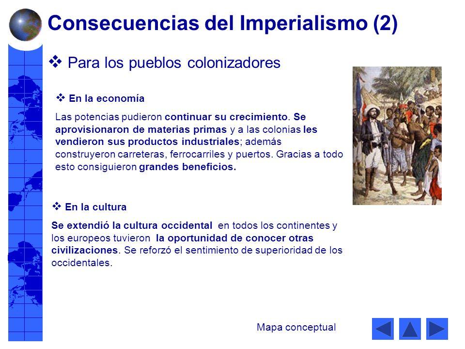 Consecuencias del Imperialismo (2)
