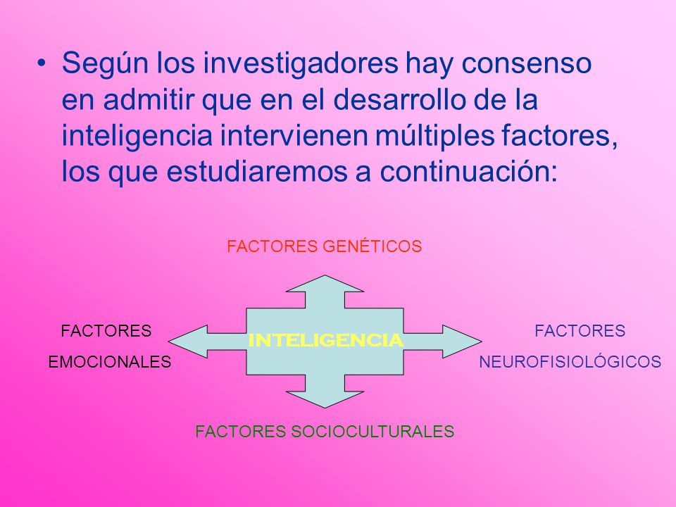 FACTORES SOCIOCULTURALES