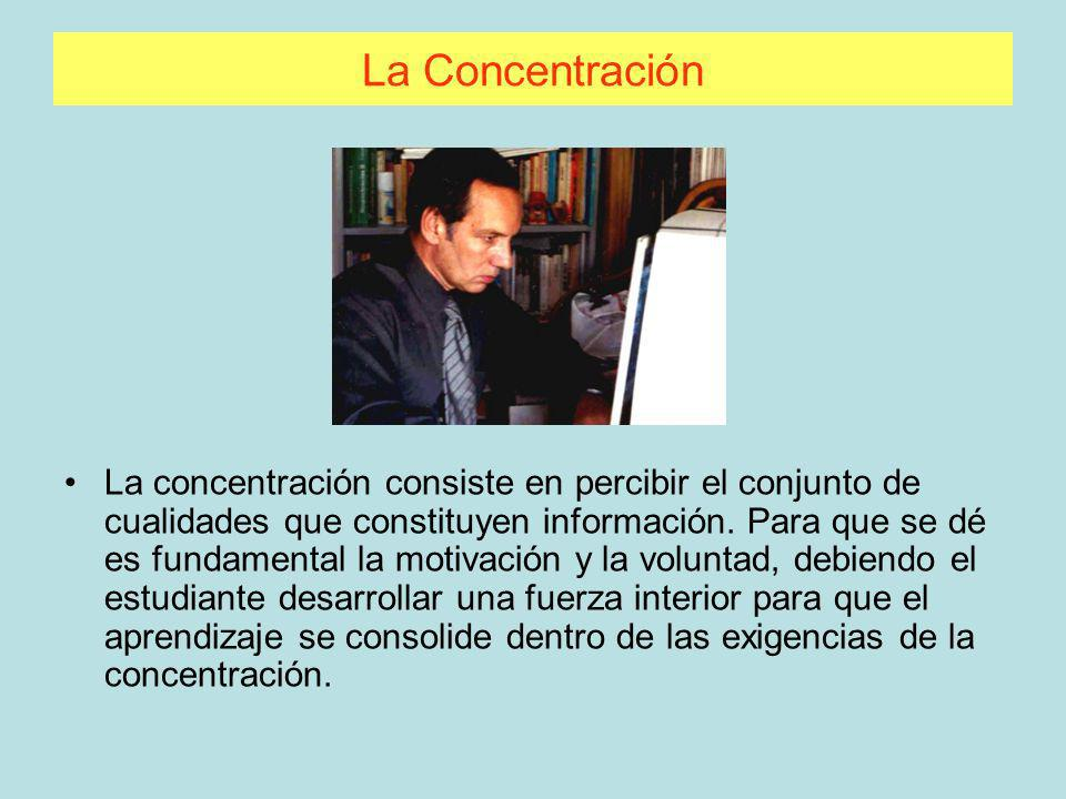 La Concentración