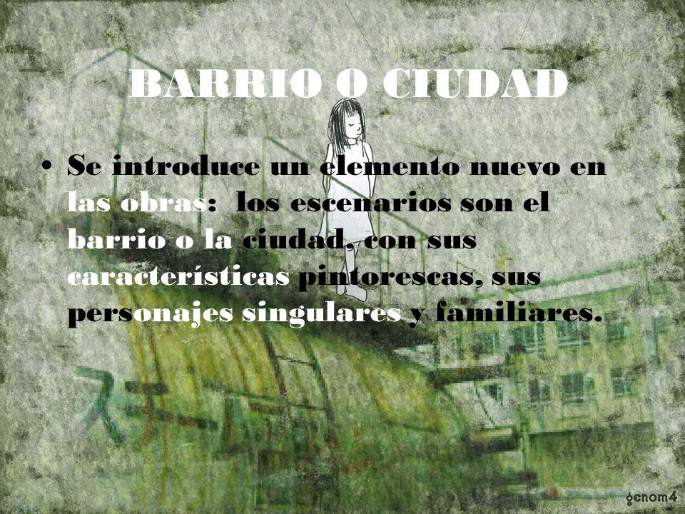 BARRIO O CIUDAD