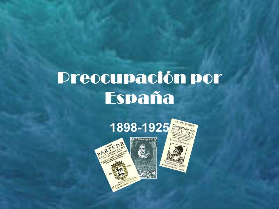 Preocupación por España