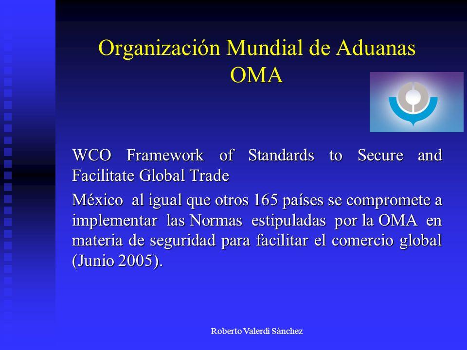 Organización Mundial de Aduanas OMA