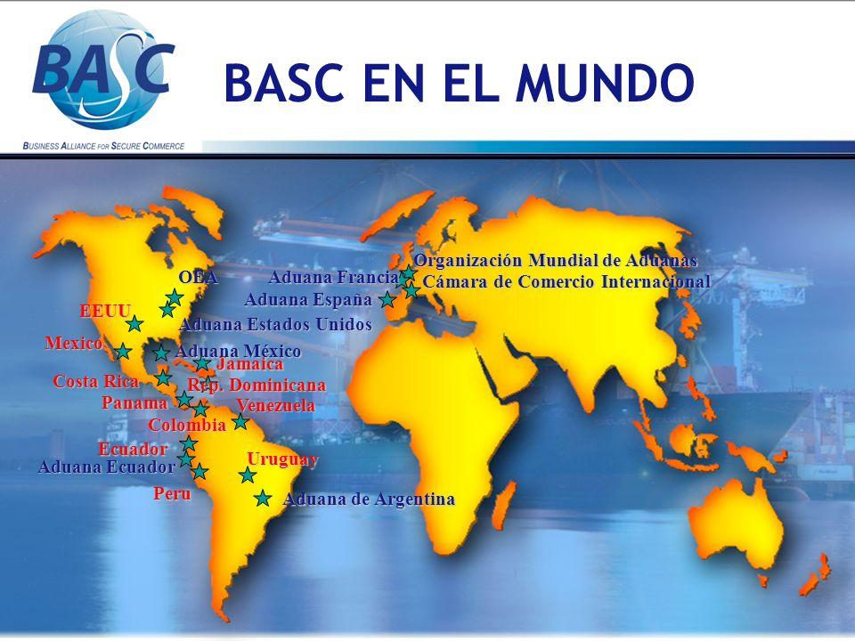 Organización Mundial de Aduanas Cámara de Comercio Internacional