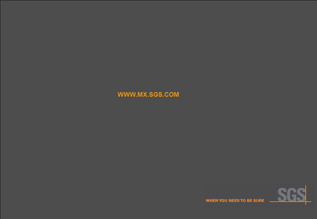 WWW.MX.SGS.COM