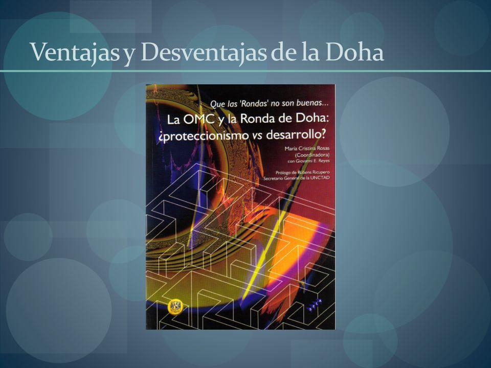 Ventajas y Desventajas de la Doha