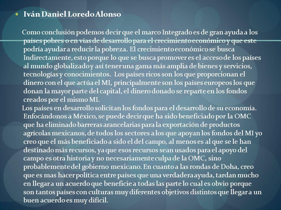 Iván Daniel Loredo Alonso