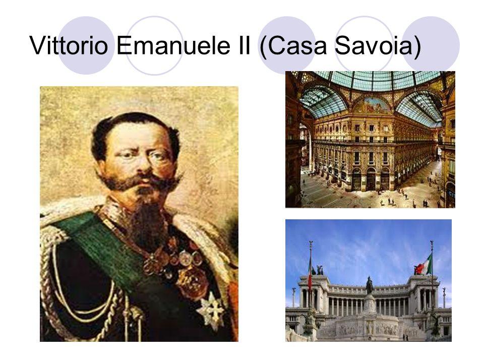 Vittorio Emanuele II (Casa Savoia)