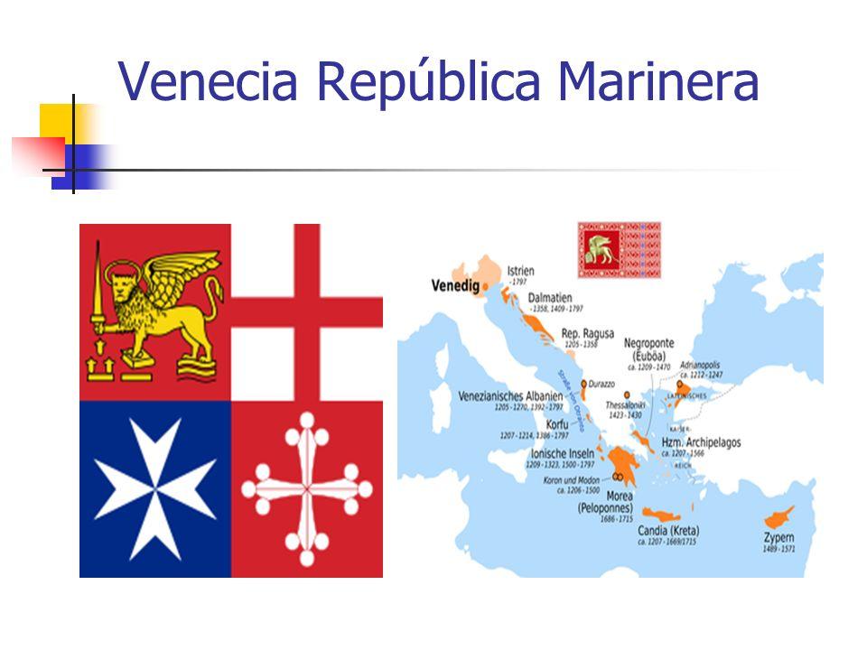 Venecia República Marinera