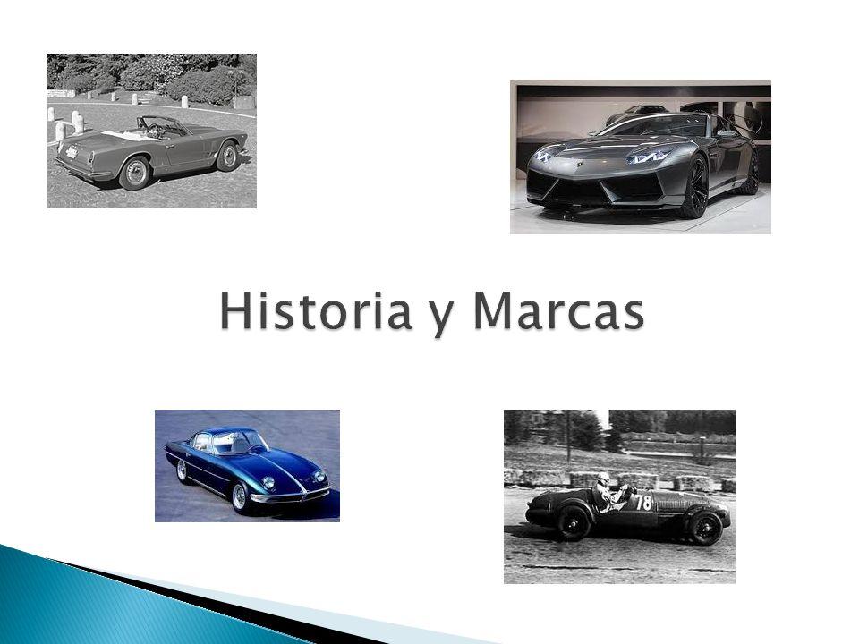 Historia y Marcas