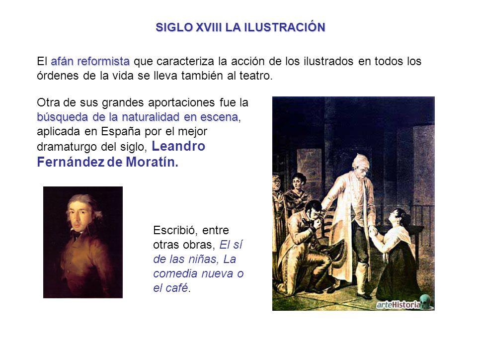 SIGLO XVIII LA ILUSTRACIÓN