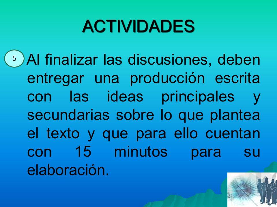 ACTIVIDADES 5.