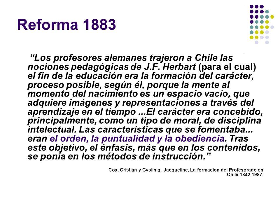 Reforma 1883