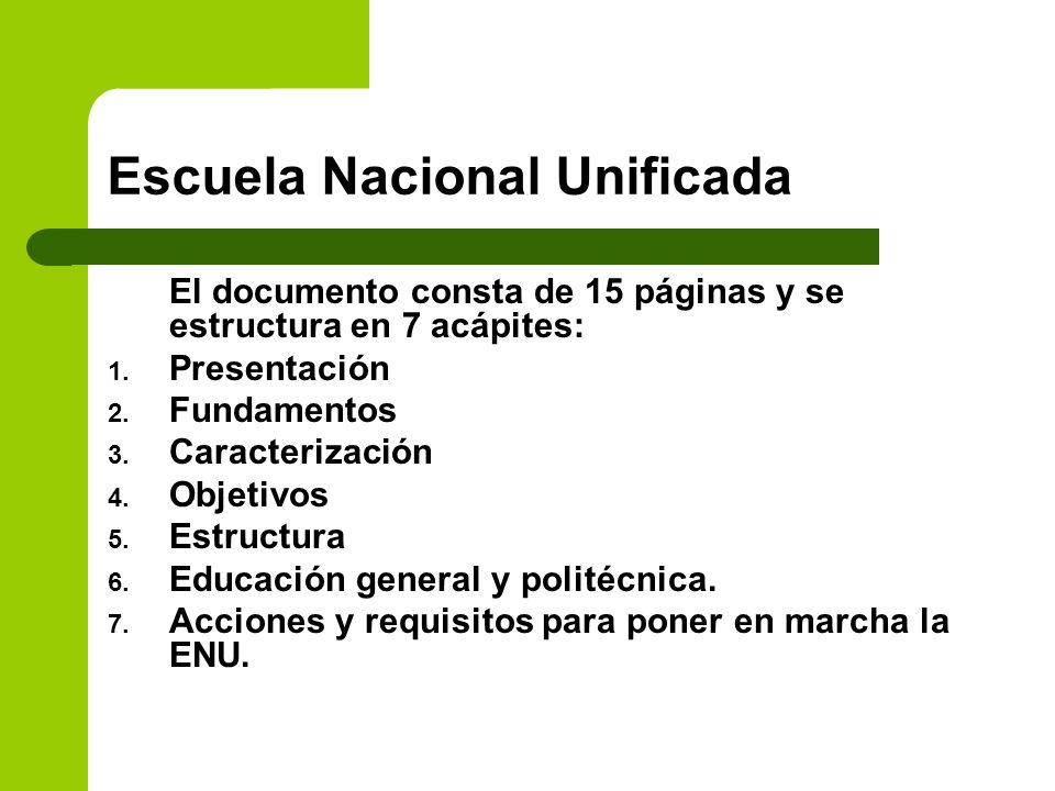 Escuela Nacional Unificada