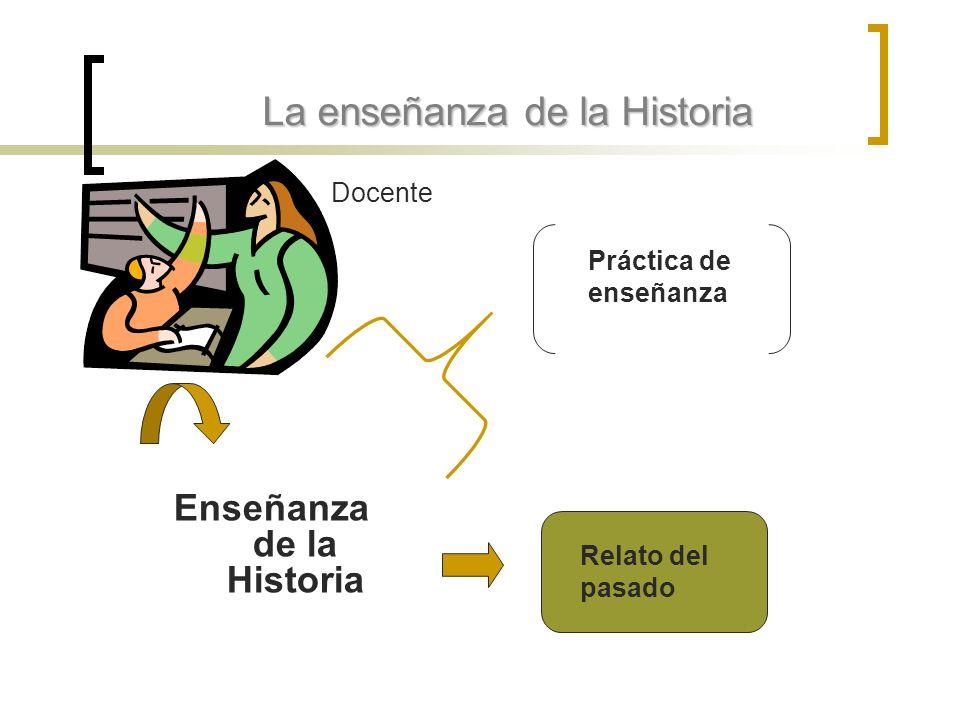 La enseñanza de la Historia