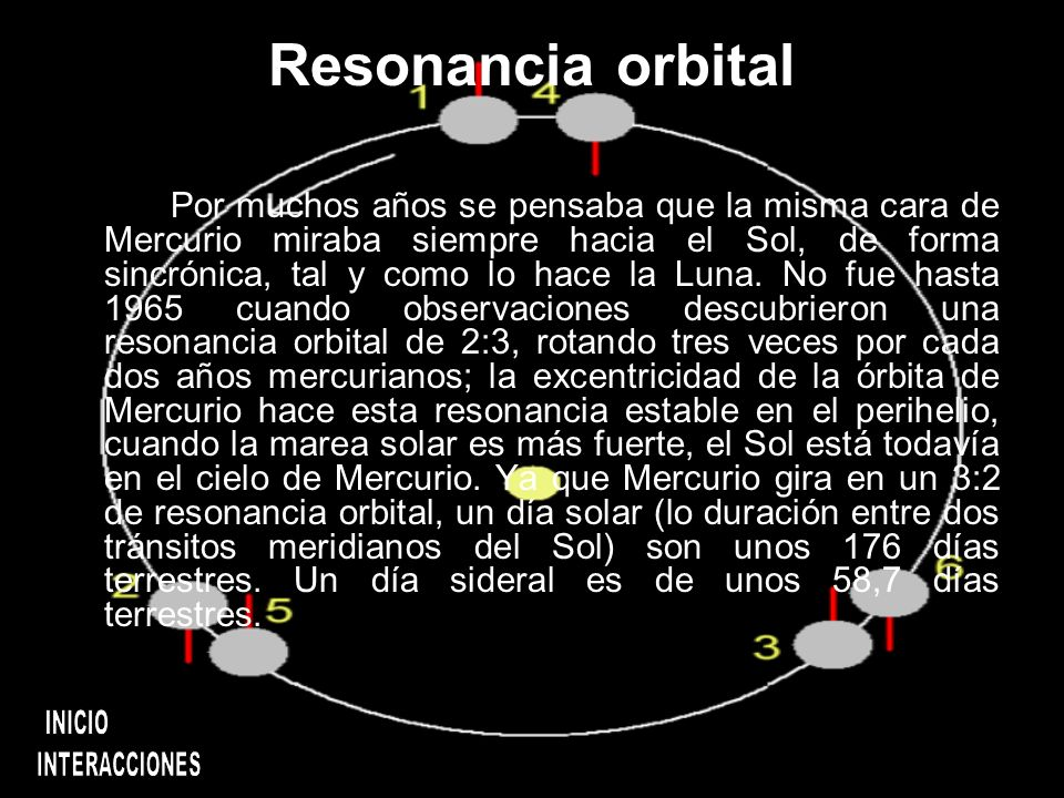 Resonancia orbital