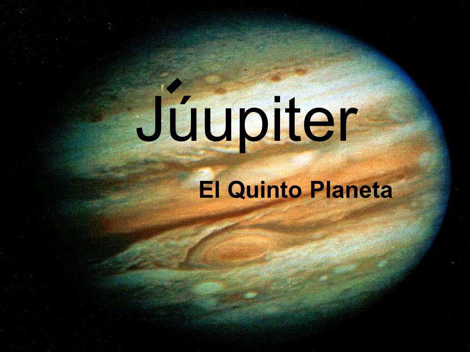 Júupiter El Quinto Planeta