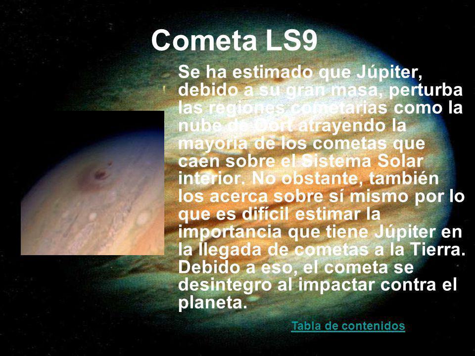Cometa LS9