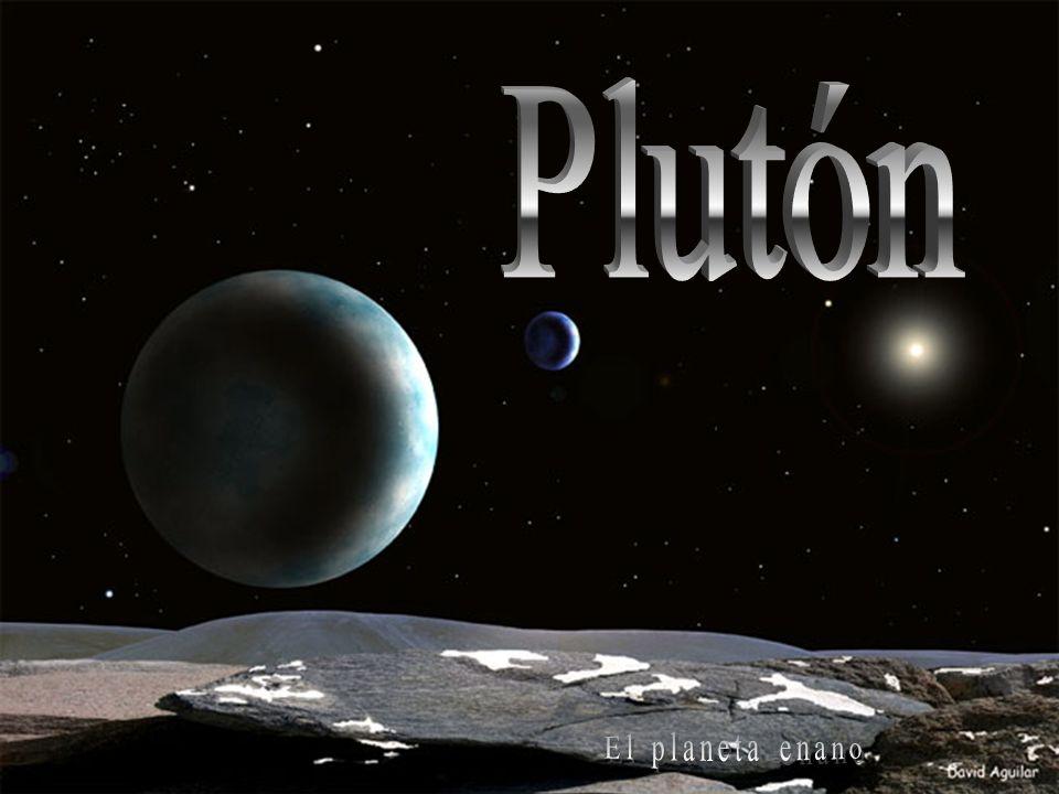Plutón El planeta enano