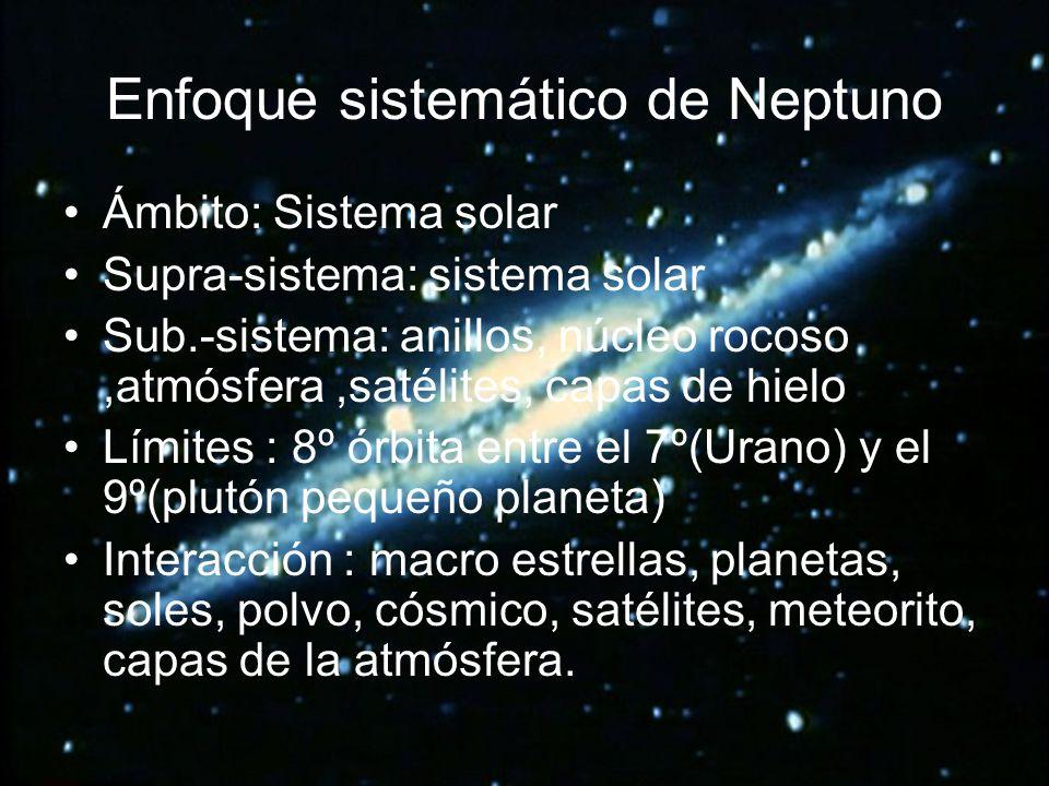 Enfoque sistemático de Neptuno