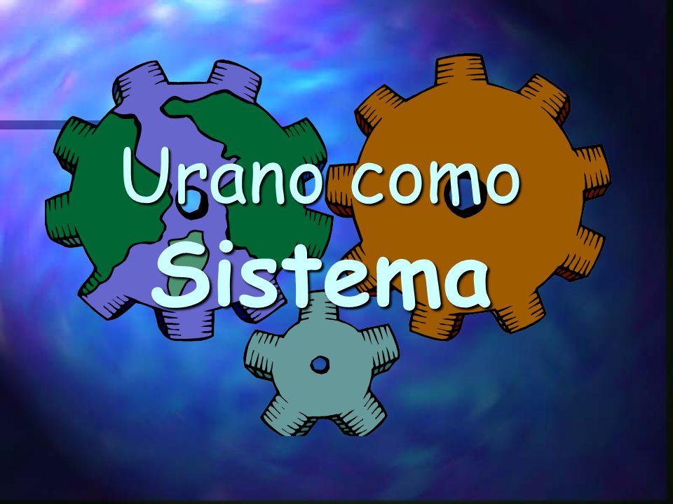 Urano como Sistema