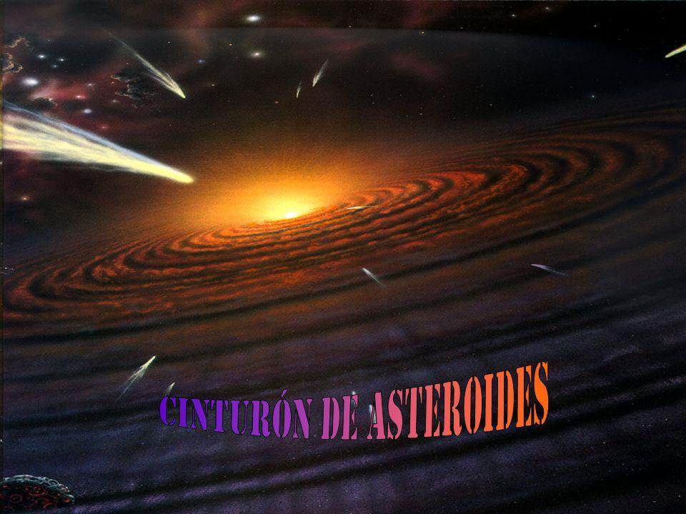 Cinturón De Asteroides