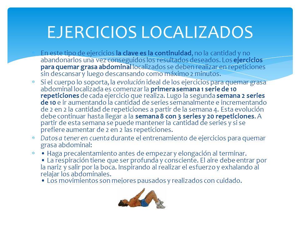 EJERCICIOS LOCALIZADOS