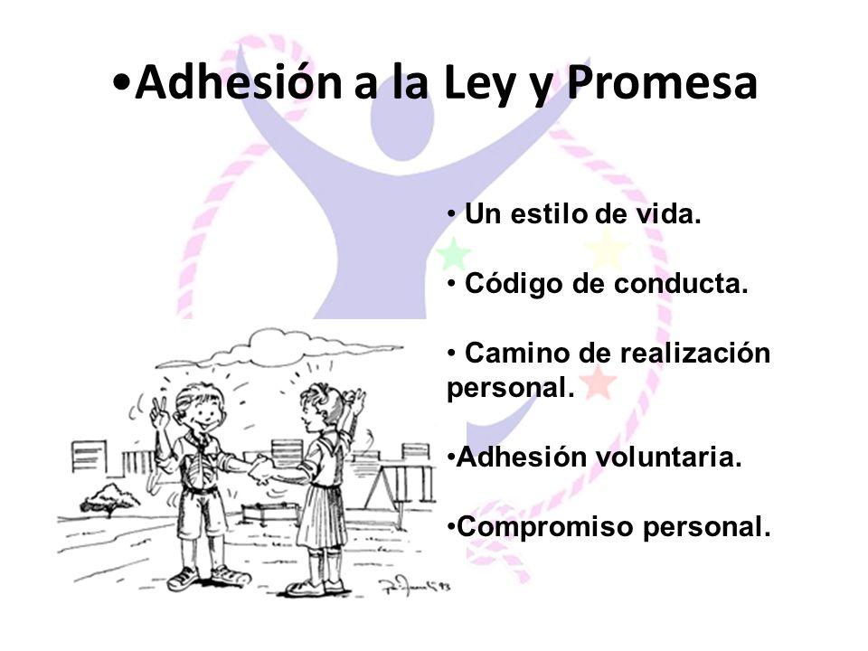 Adhesión a la Ley y Promesa