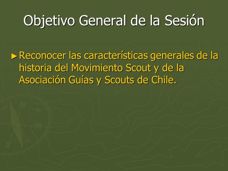 Objetivo General de la Sesión