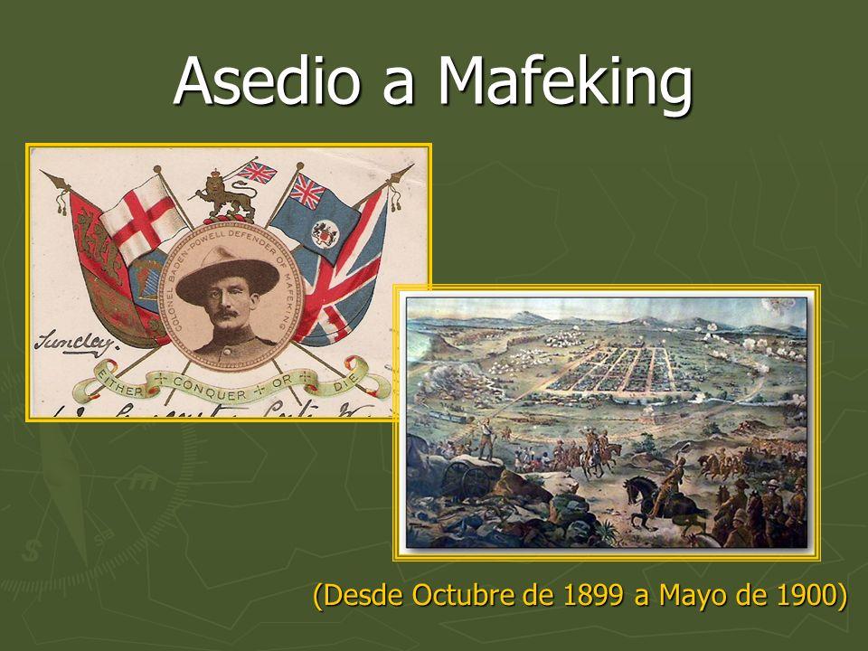 (Desde Octubre de 1899 a Mayo de 1900)