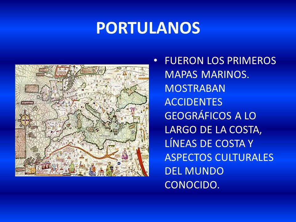 PORTULANOS