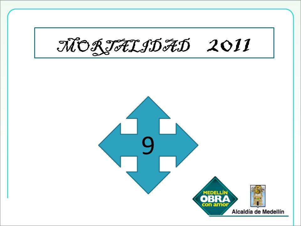 MORTALIDAD 2011 9