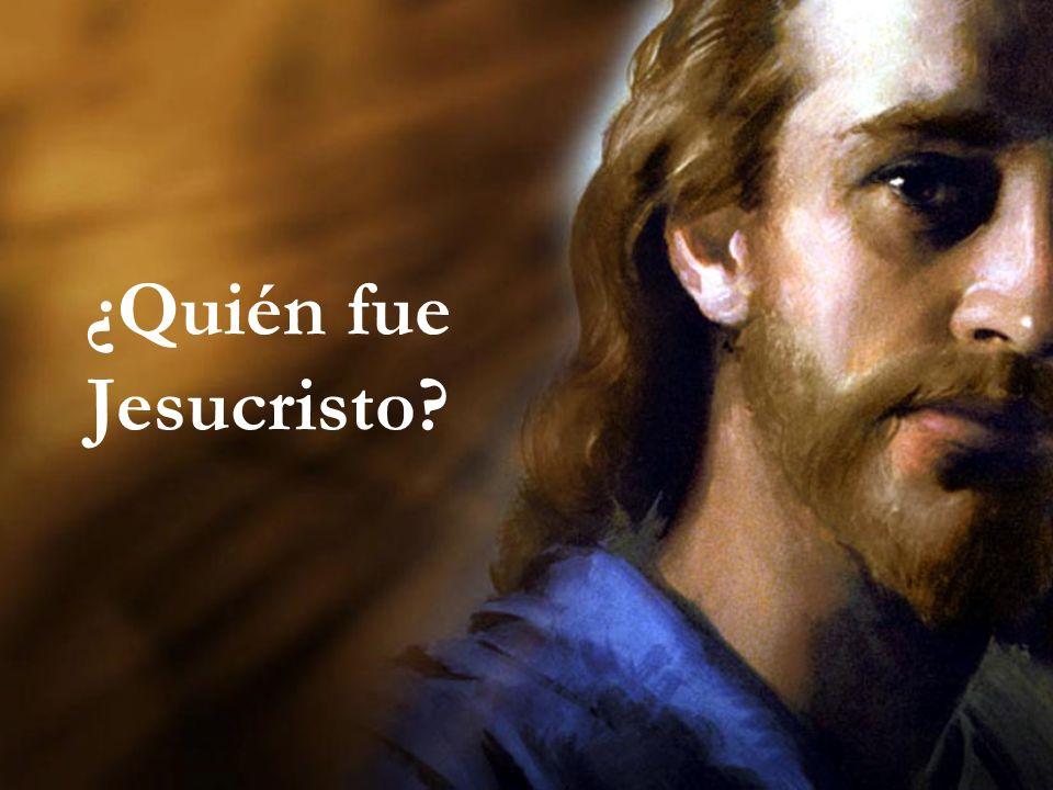 ¿Quién fue Jesucristo