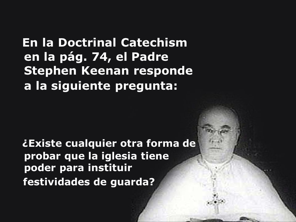 En la Doctrinal Catechism en la pág