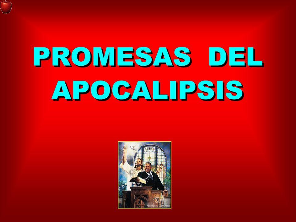 PROMESAS DEL APOCALIPSIS