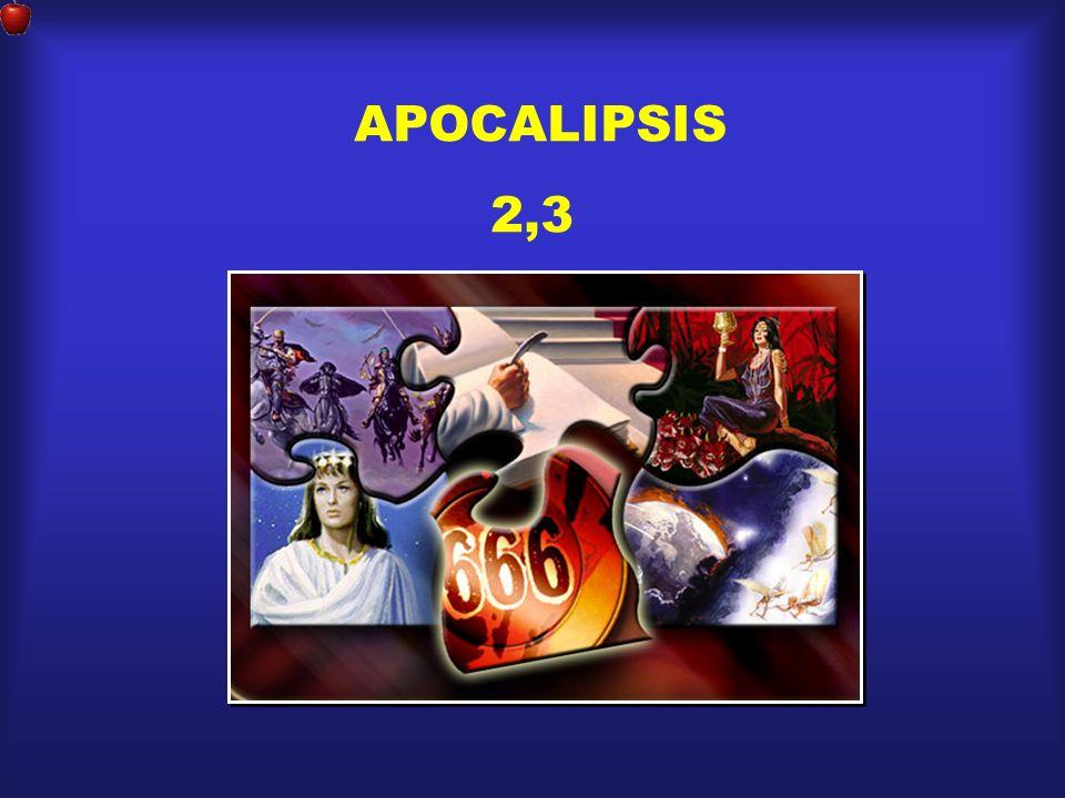 APOCALIPSIS 2,3