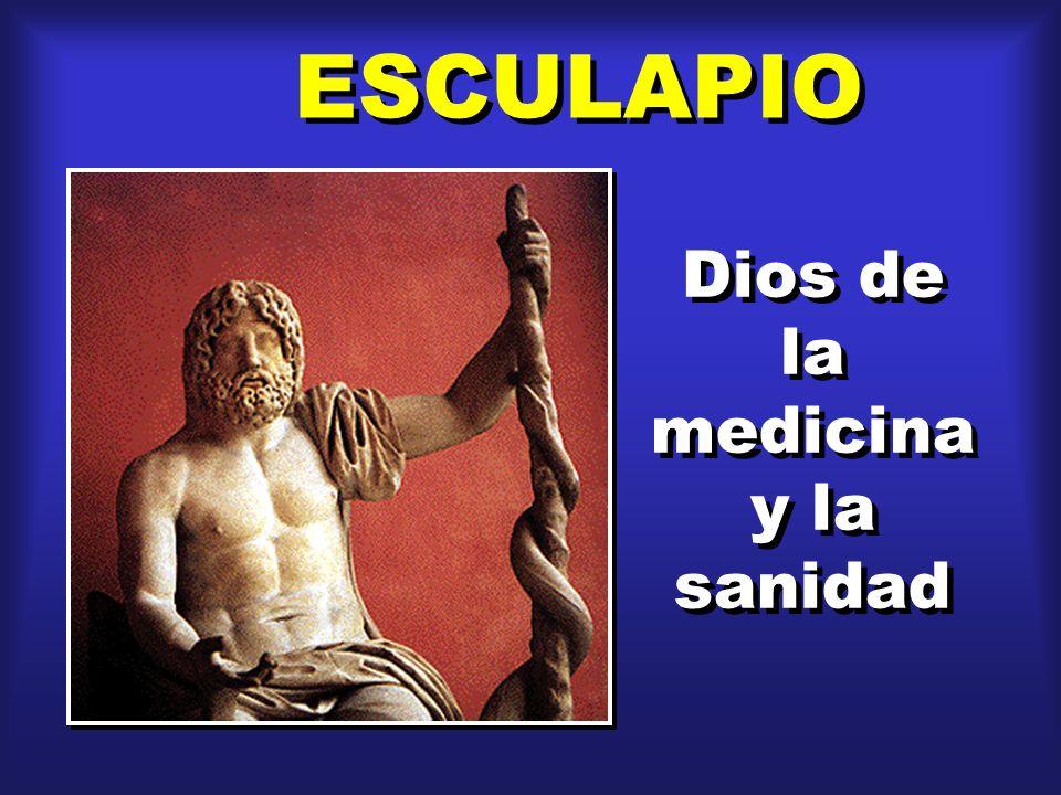 Dios de la medicina y la sanidad