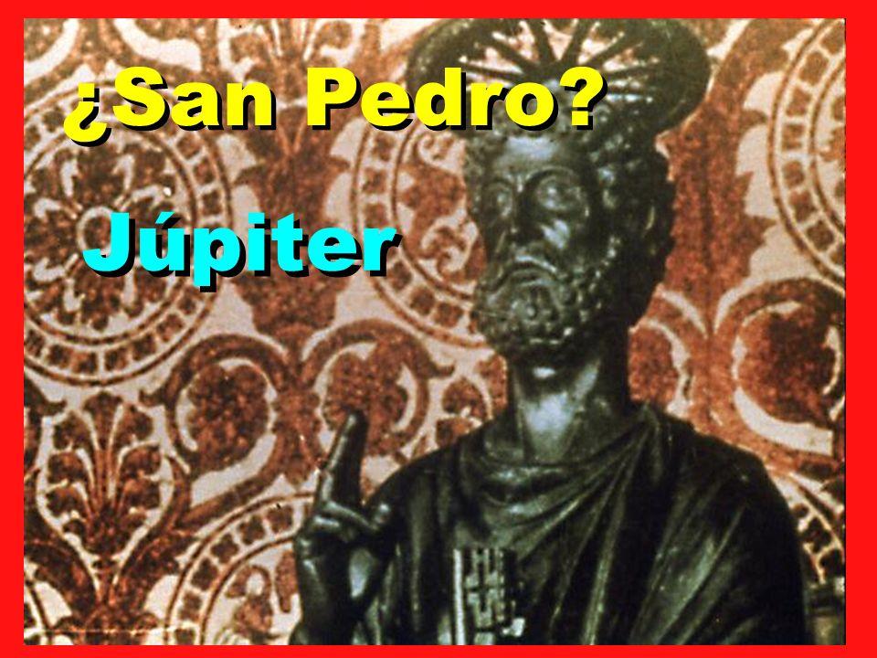 ¿San Pedro Júpiter