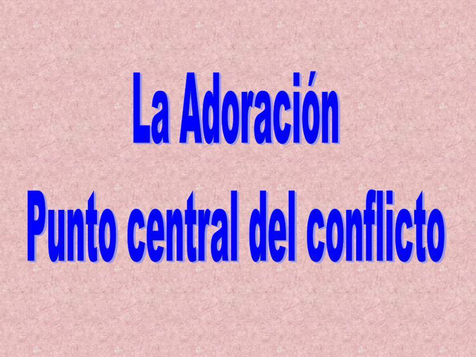 Punto central del conflicto