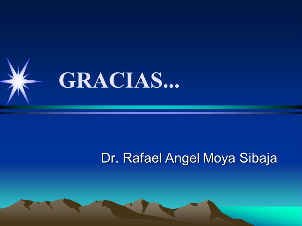 Dr. Rafael Angel Moya Sibaja