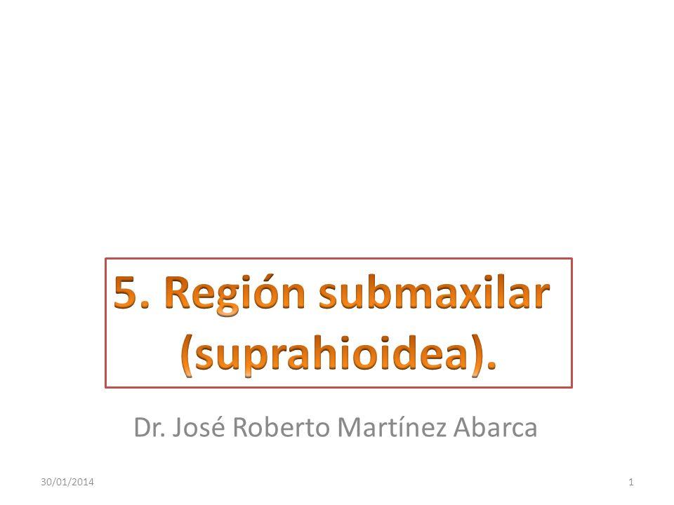 Dr. José Roberto Martínez Abarca